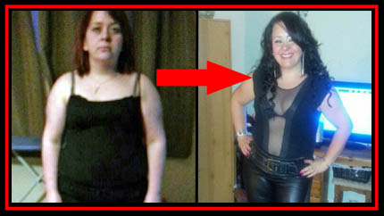 Kelly Before and After