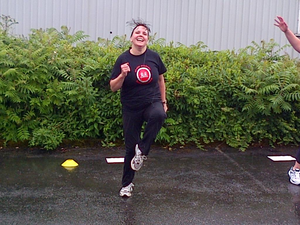 Outdoor Fitness Training