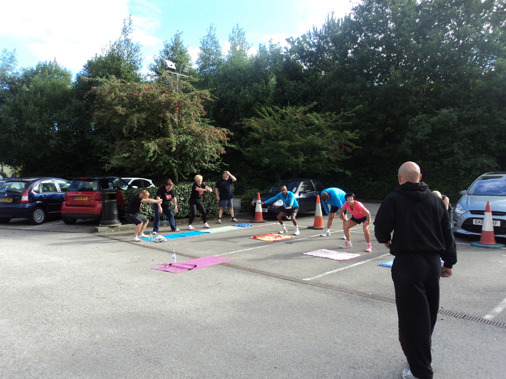 Worsley Manchester Boot Camp