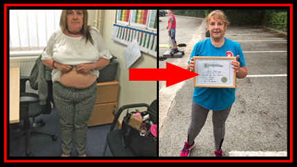 Jill's Boot Camp Success Story